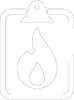 Fire report icon