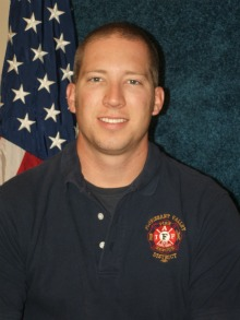 Andrew Krato, Training Officer