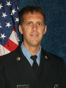 Battalion Chief Jason Hoevelmann
