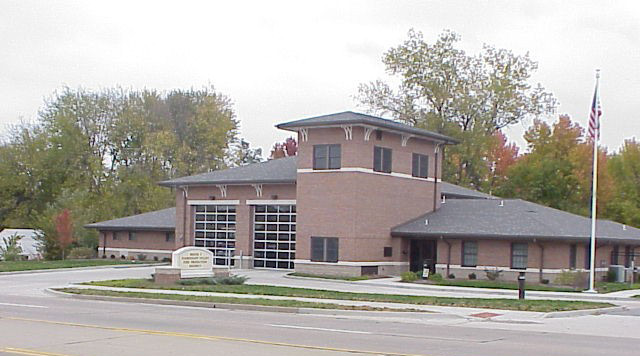 Florissant Valley FPD Firehouse 3
