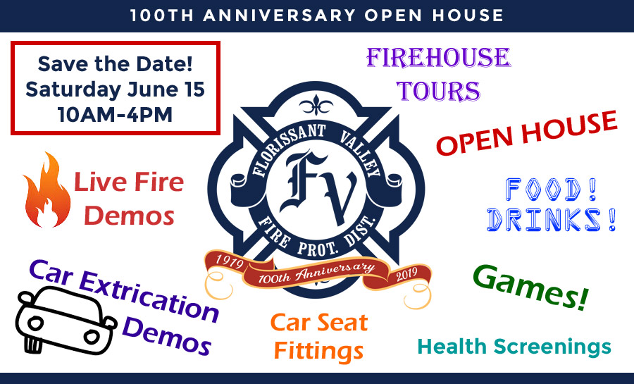 100th Anniversary Open House