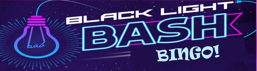 Black Light Bash Bingo!