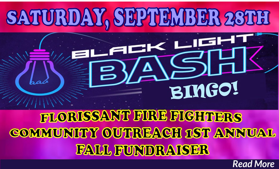 Black Light Bingo Bash!