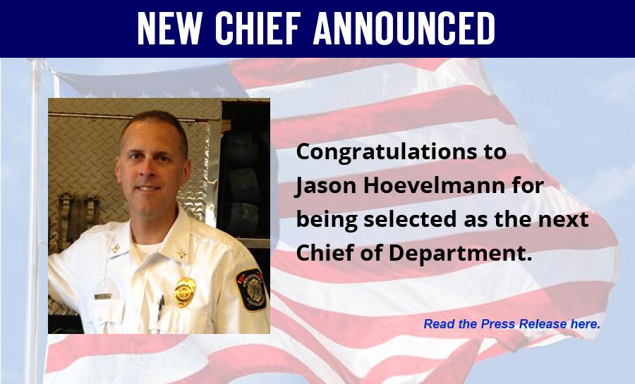 Jason Hoevelmann Announcement