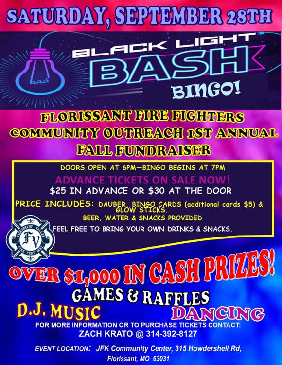 Cosmic Bingo September 285th