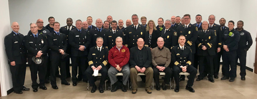 FVFPD Recognition Ceremony and Swearing In of New Chief
