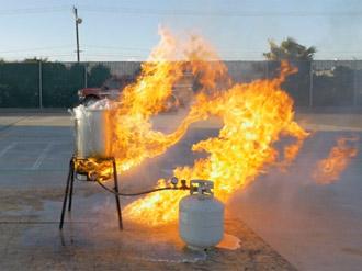 Turkey Fryer Hazards